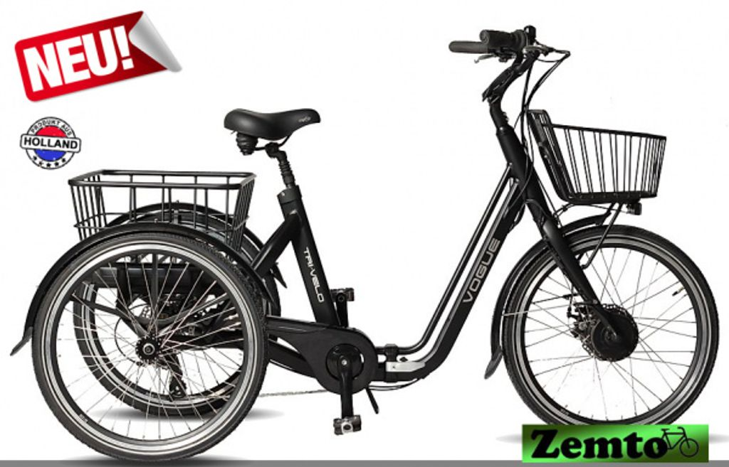 Erwachsene gebraucht dreirad elektro Ihre Dreirad