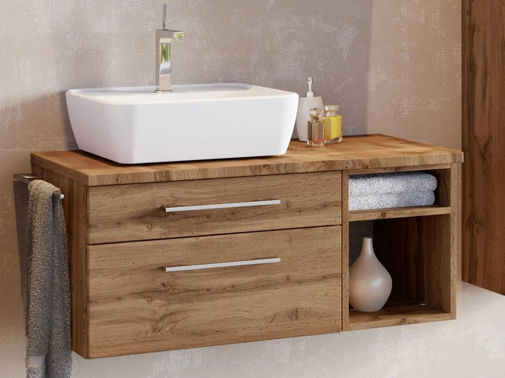Waschbeckenunterschrank Badschrank Unterschrank Schrank Badmöbel
