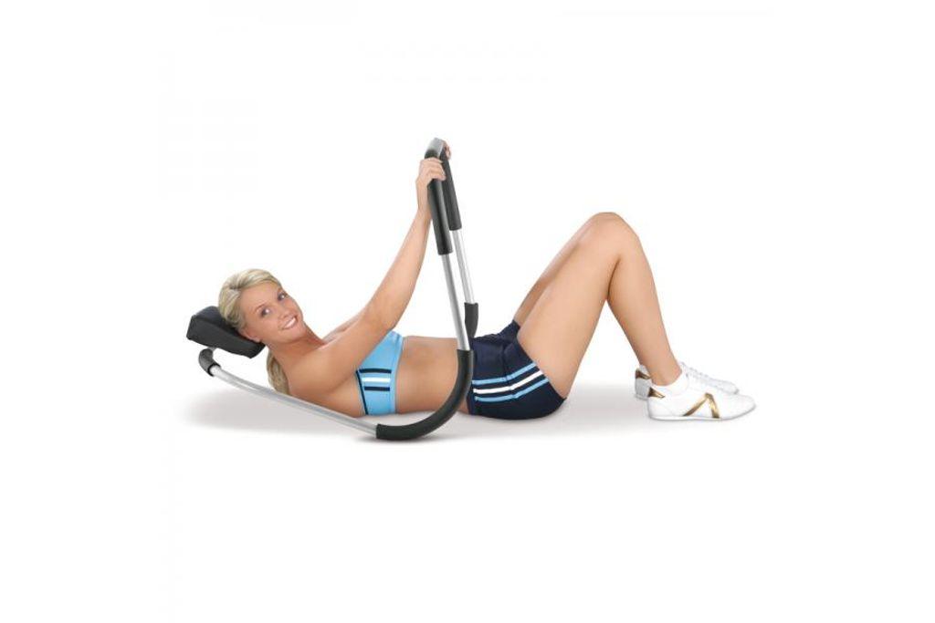 AB Roller Bauchtrainer Bauchmuskeltrainer Rückentrainer Rücken Training Sit Ups