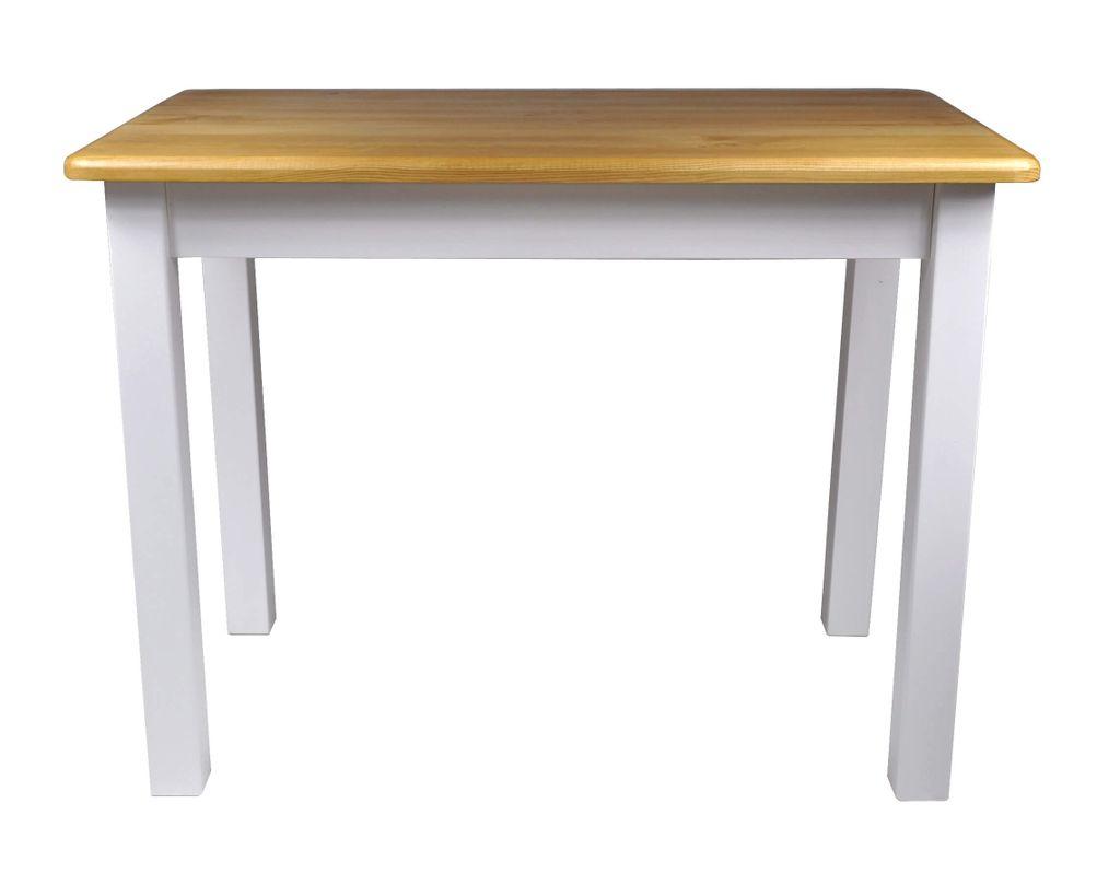 Esstisch Küchentisch Tisch Speisetisch 9x9, Erle