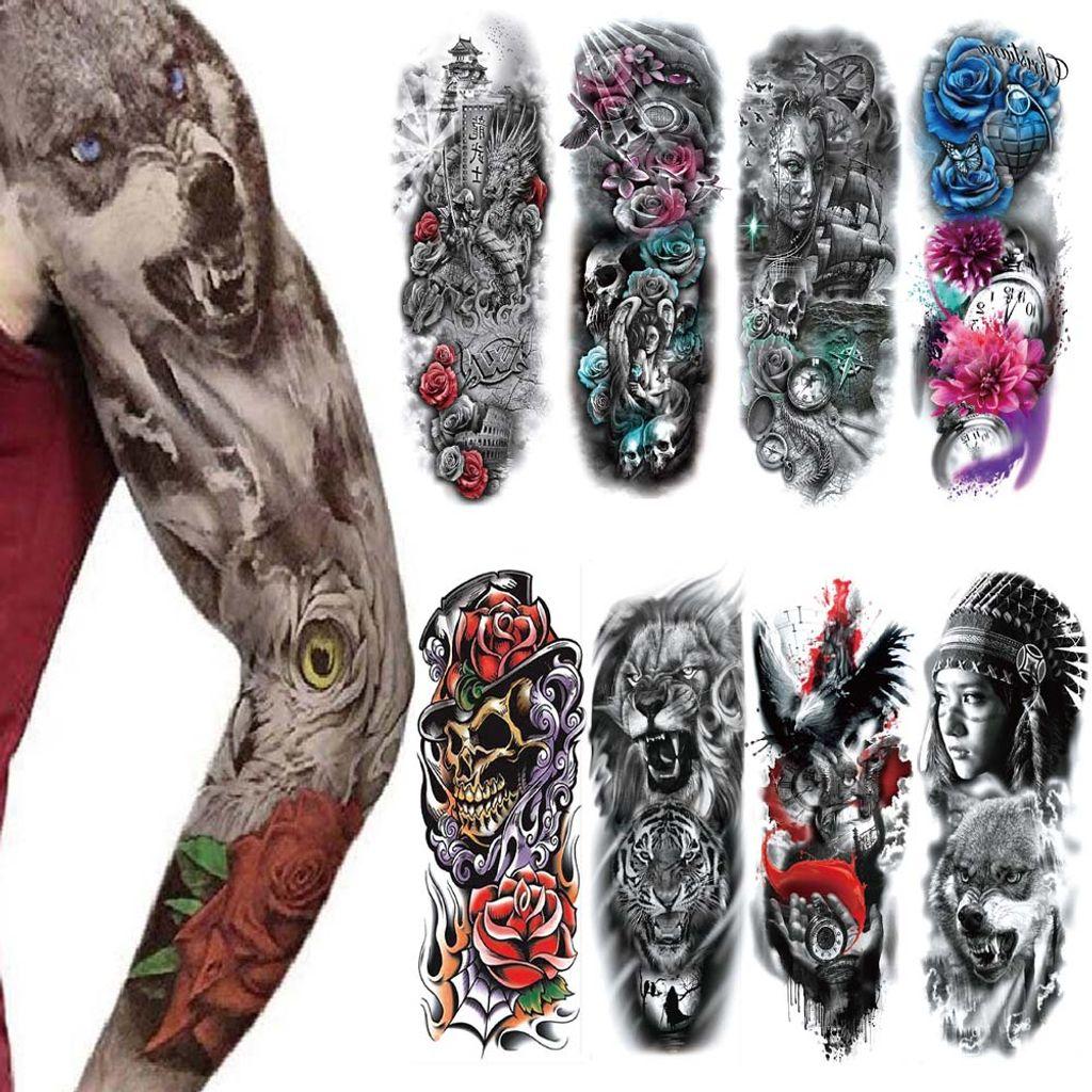 Männer tattoos für Tattoo Arm