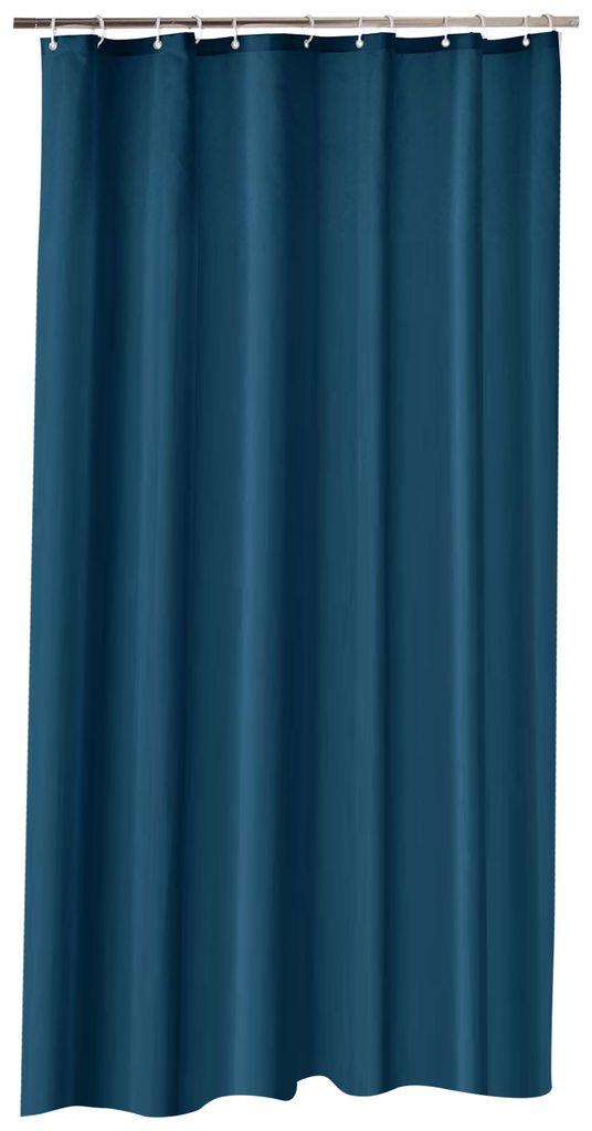 180x180 cm Duschvorhang Wasserdicht Uni Badewannen Vorhang Badewannenvorhang DE