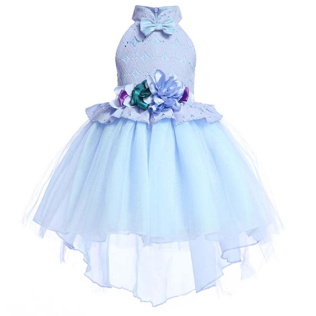 Baby Mädchen Kleid Sommer Schönheitswettbewerb Formal Party Prinzessin Kleid