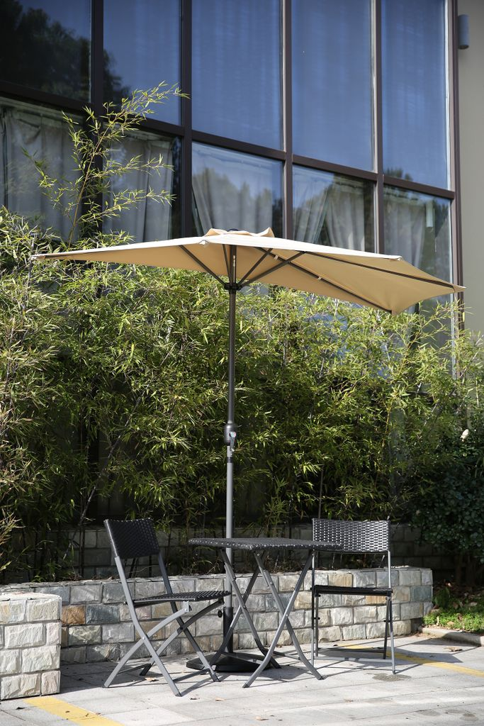 Ausgezeichneter UV-Schutz Und Winddicht,360 /°Neigung Und Teleskopschirm,Winddicht Und Atmungsaktiv UPF50 LWH Angelschirm,Sonnenschirm Tragbar F/ür Reisen,Sport,Picknick