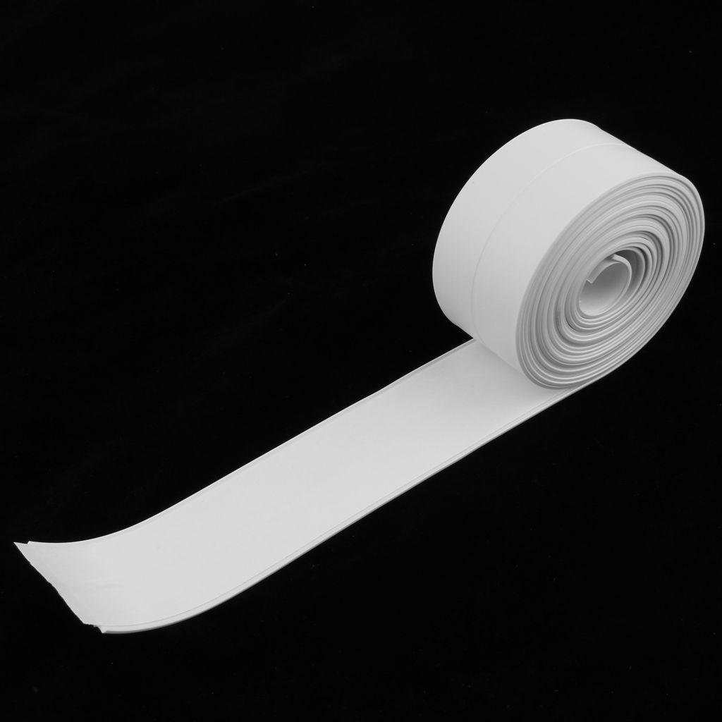 20cm Wasserdicht Klebeband PVC Dichtband Selbstklebend für Küche, Badezimmer