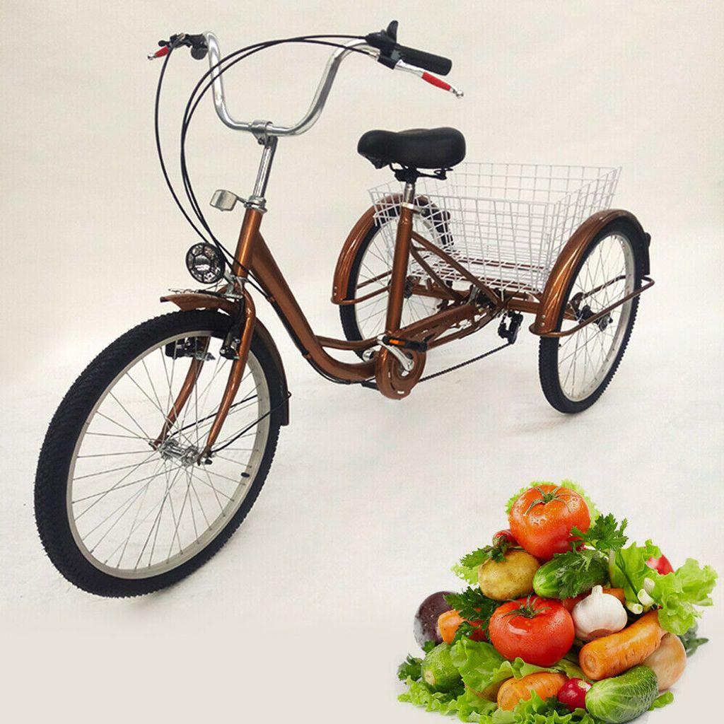 Gebraucht dreirad erwachsene Elektro Dreirad