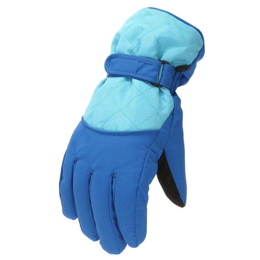 Highcamp Kinder Winter Schnee Ski F/äustlinge Kleinkind Warme Atmungsaktive Handschuhe