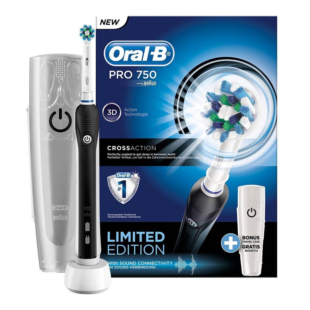 Oral B Zahnbürste Pro 750 Crossaction Kaufland De