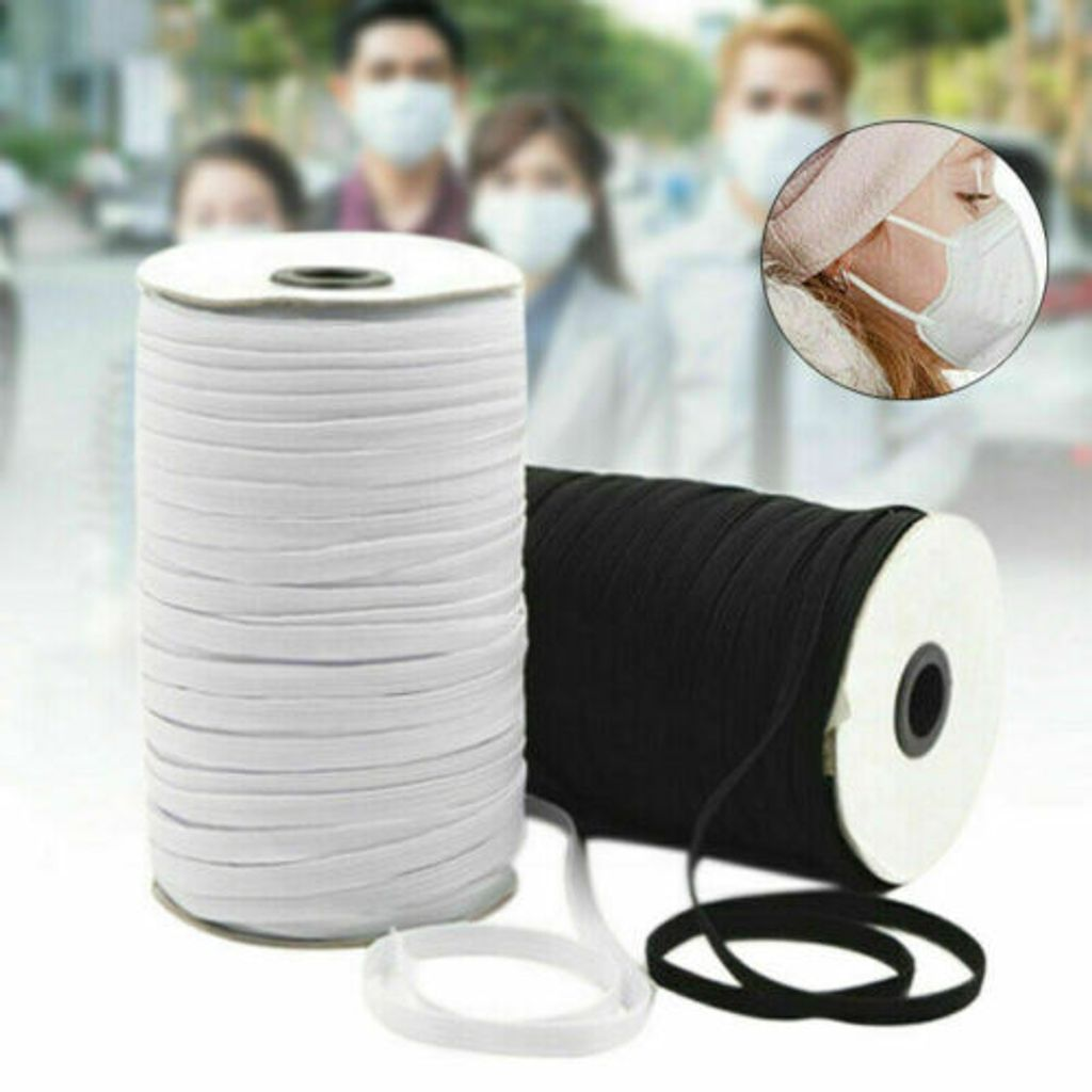 elastisches Band Gummikordel Gummischnur 2 5 10 Meter DE Gummiband für
