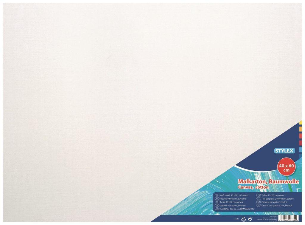 Malpappe 40 x 60 cm reine Baumwolle