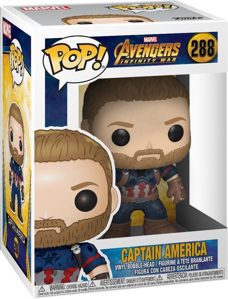 Marvel Avengers Infinity War Captain Kaufland De