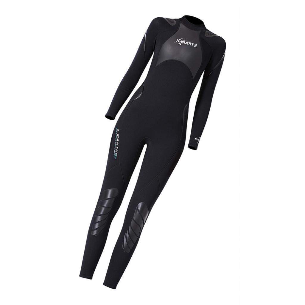 Damen Stretch Neoprenanzug Tauchen Schnorcheln Surfen Ganzanzug Bademode