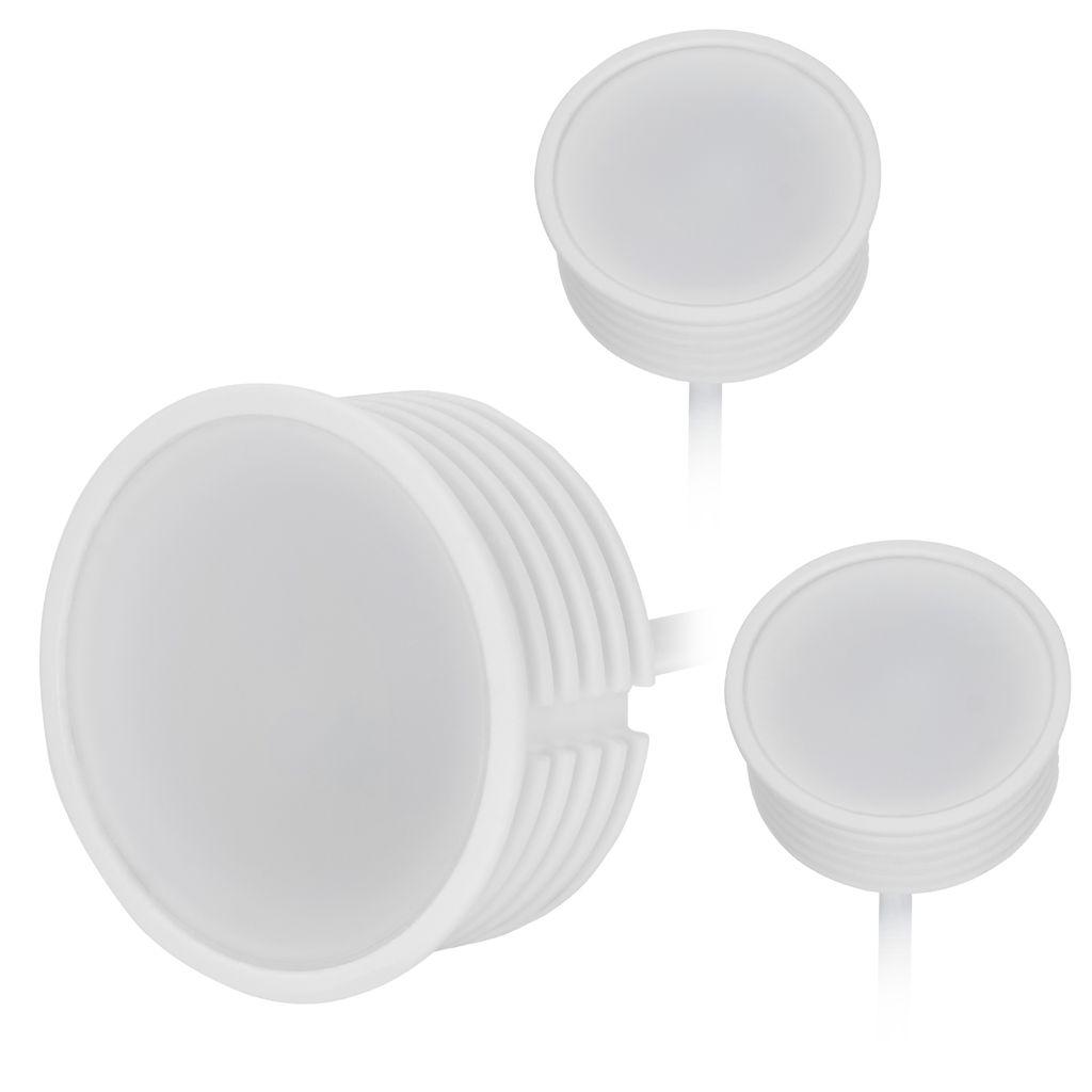 3x LED 5W Modul Strahler Keramik Warmweiß Neutralweiß 230V Leuchtmittel dimmbar