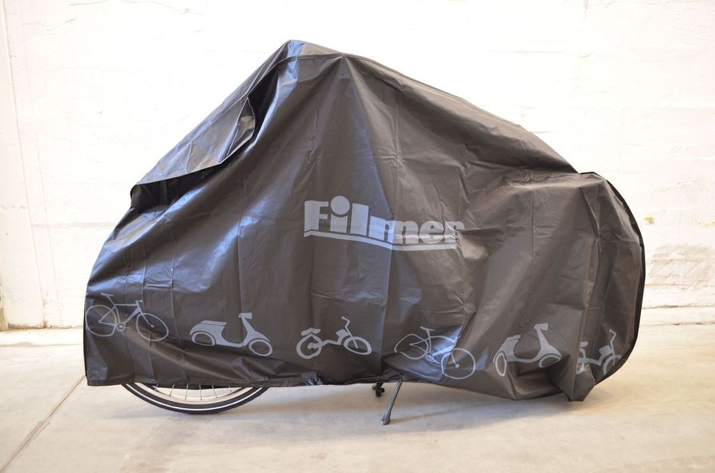 Fahrradgarage Fahrrad Staubschutz Schutzhülle Abdeckung Wetterfest Robust Cover