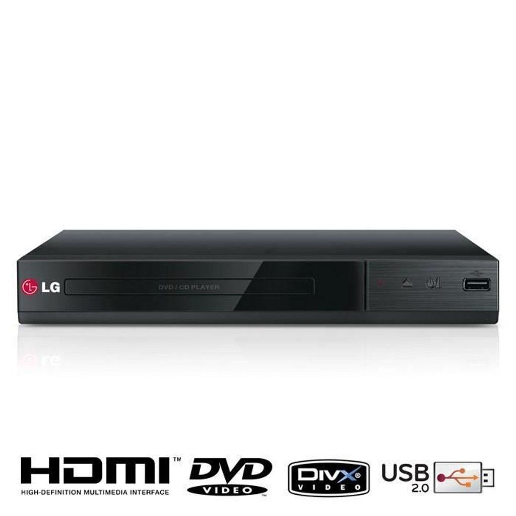 LG DVD-Player DP132H DVD-Player