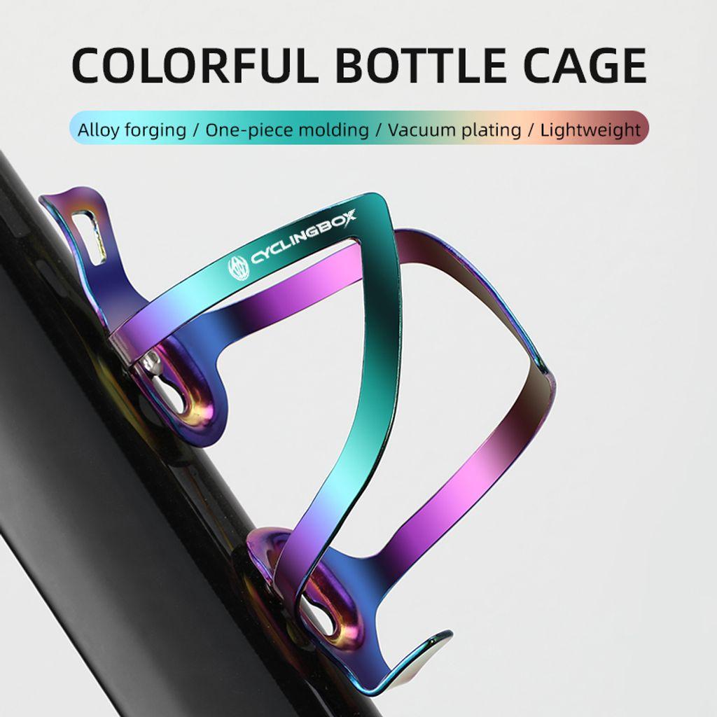 Flaschenhalter Flaschenhalter Halterung Aluminiumlegierung Rack
