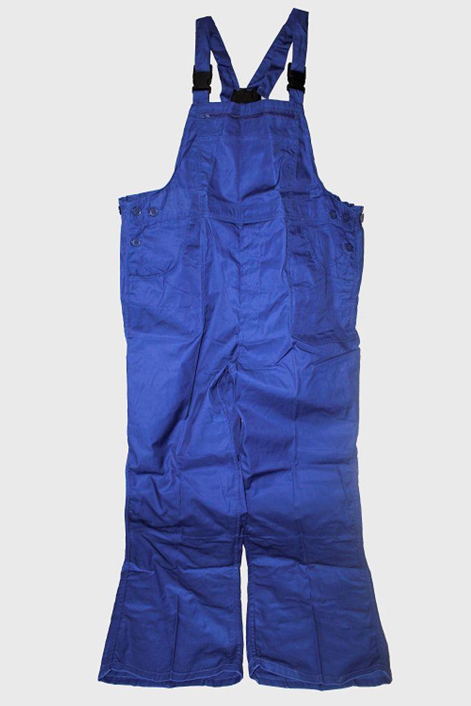 hydronblau Latzhose Gr.64