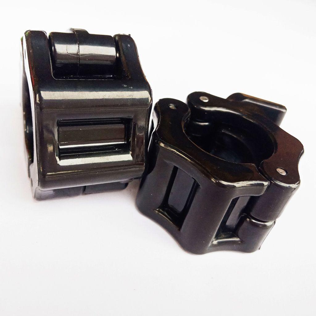 2x Hantelverschluss Set 25mm Hantel Schnellverschluss Verschluss Klemme