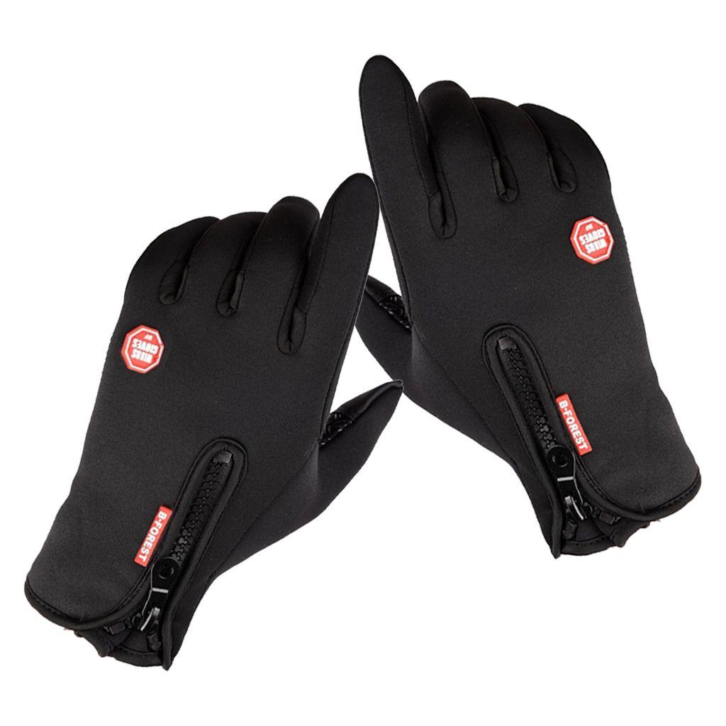 Winter Handschuhe Damen Herren Thermo Touchscreen Warm Windproof Wasserdicht