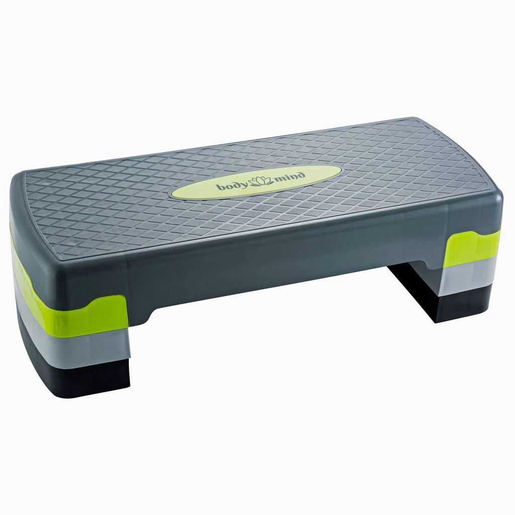 Fitness Step Board Stepp Trainer DREAMADE Fitness Steppbrett H/öhenverstellbar Aerobic Steppbrett Steppbench f/ür Heimtraining Fitness Stepper Multifunktional