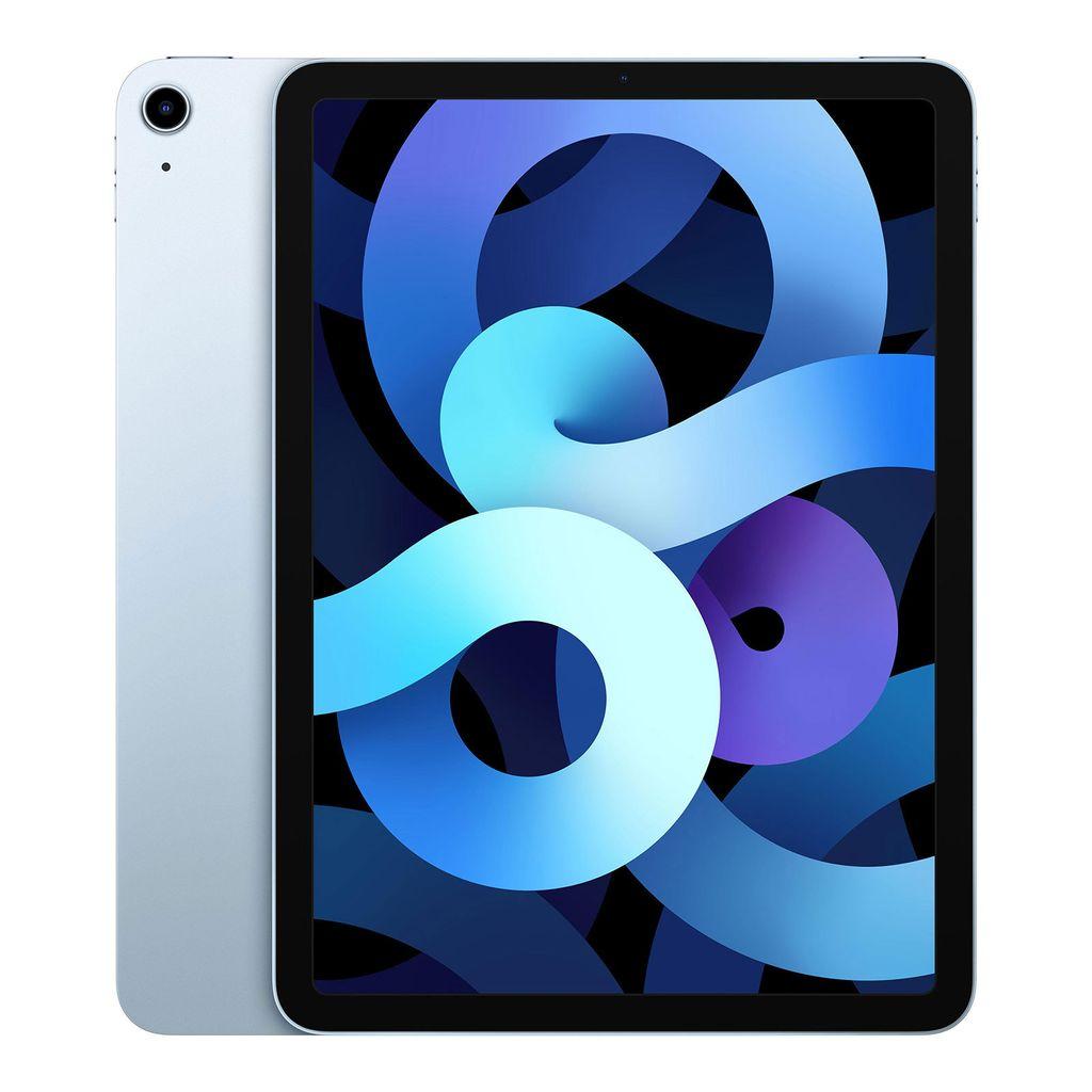 Apple iPad Air 200,200 Inch 200 200GB space grey Wi Fi /MYFT20FD/A,  FarbeHimmelblau