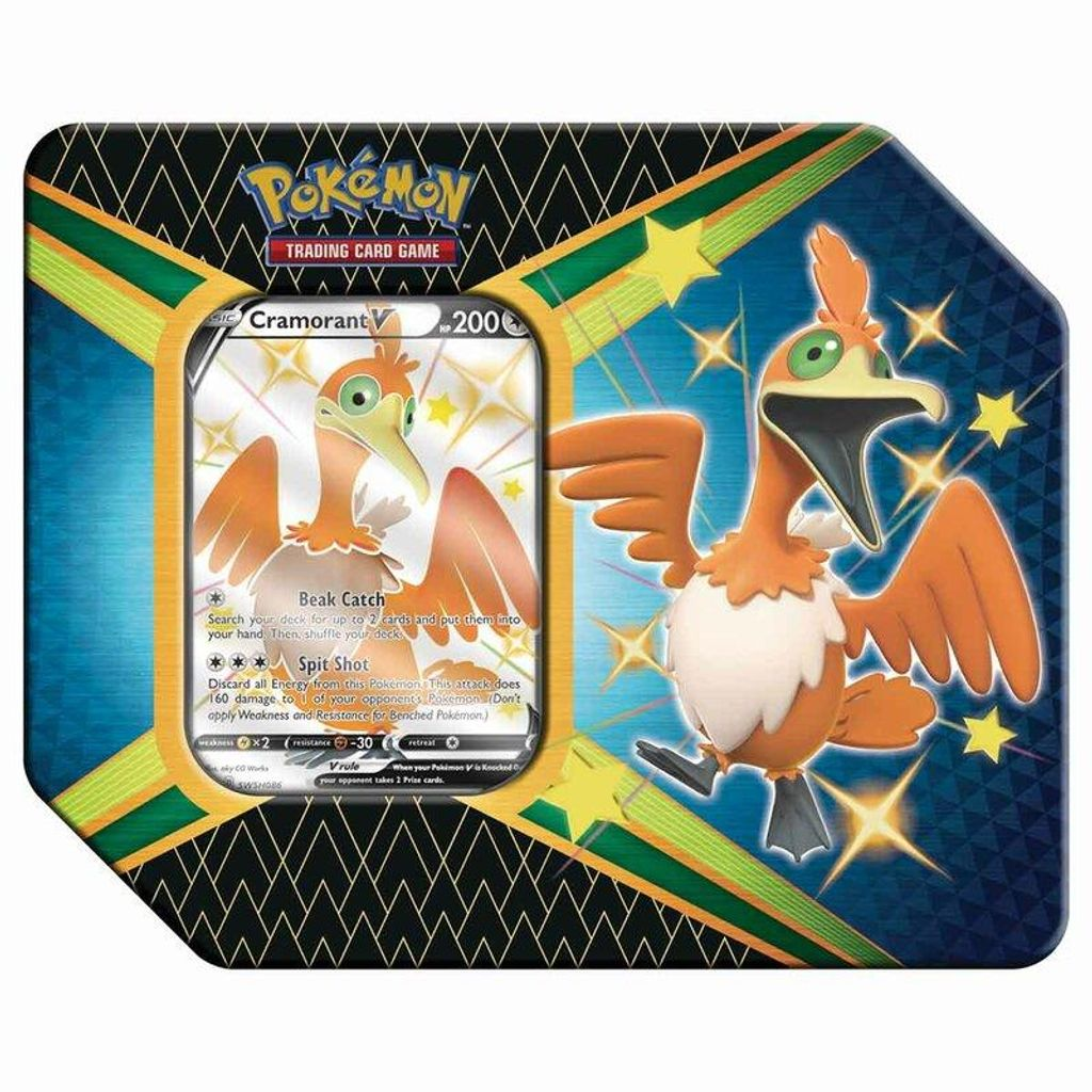 Pokemon - Shining Fates Tin Set (SET OF