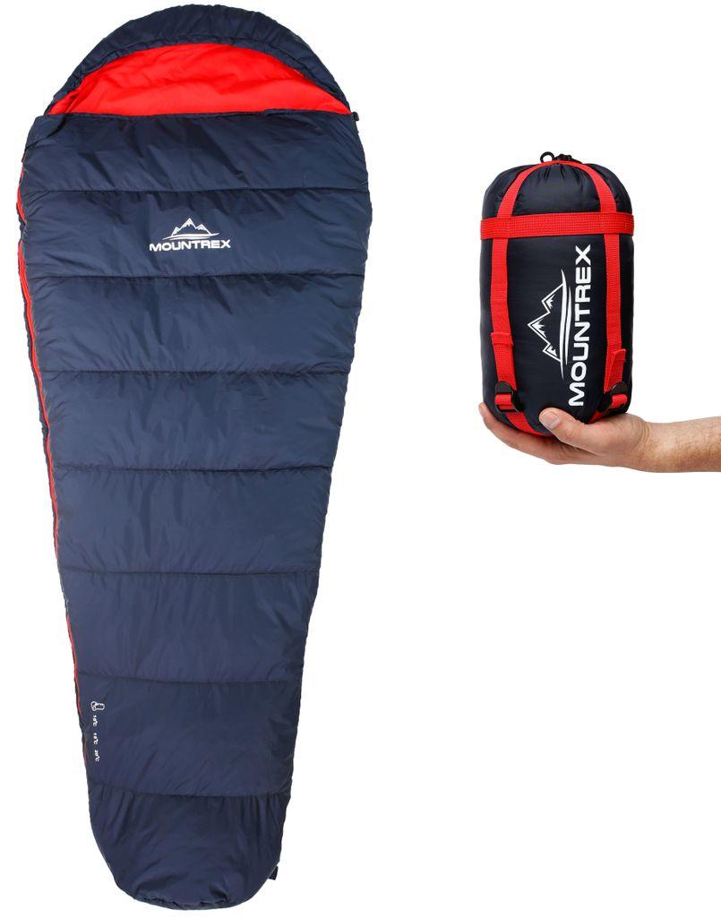 dünn und warm Outdoro ultraleichter Schlafsack kleines Packmaß leicht