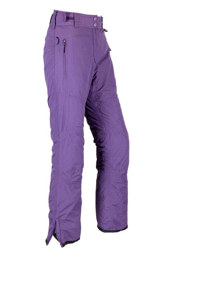 Frauen warme Skihosen Lätzchen winddicht wasserdichte Schnee Hose