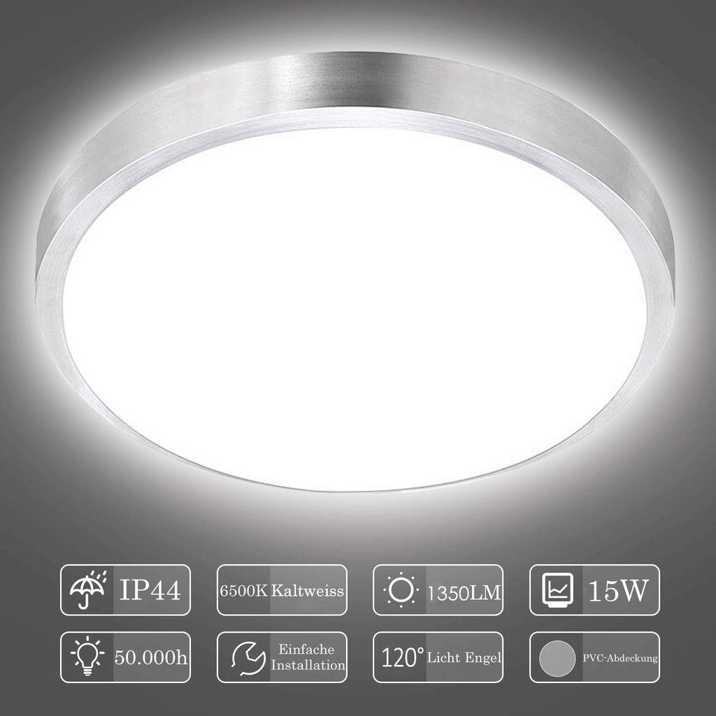 karpal LED Deckenleuchte Deckenlampe Bad 20W   Kaufland.de