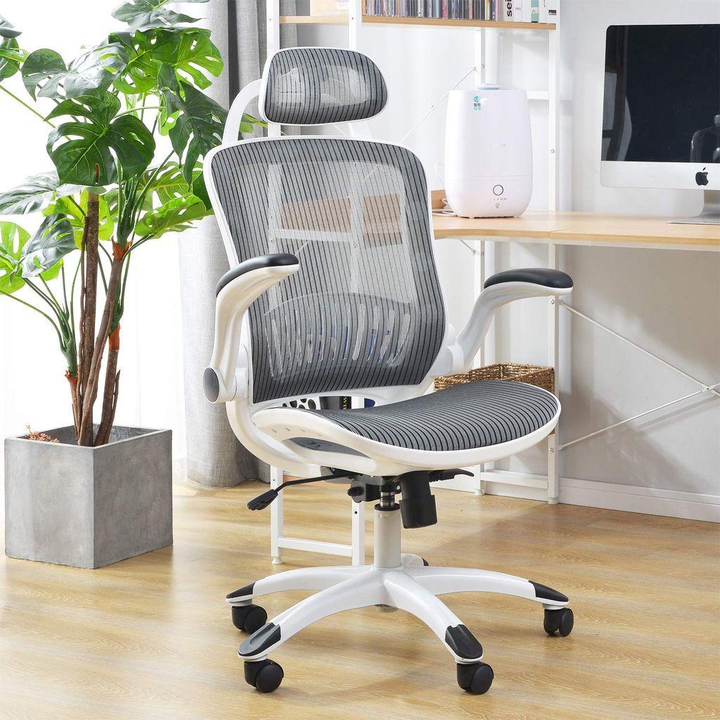 Bürostuhl Schreibtischstuhl Chefsessel Drehstuhl Gamingstuhl Mesh Netzdesign