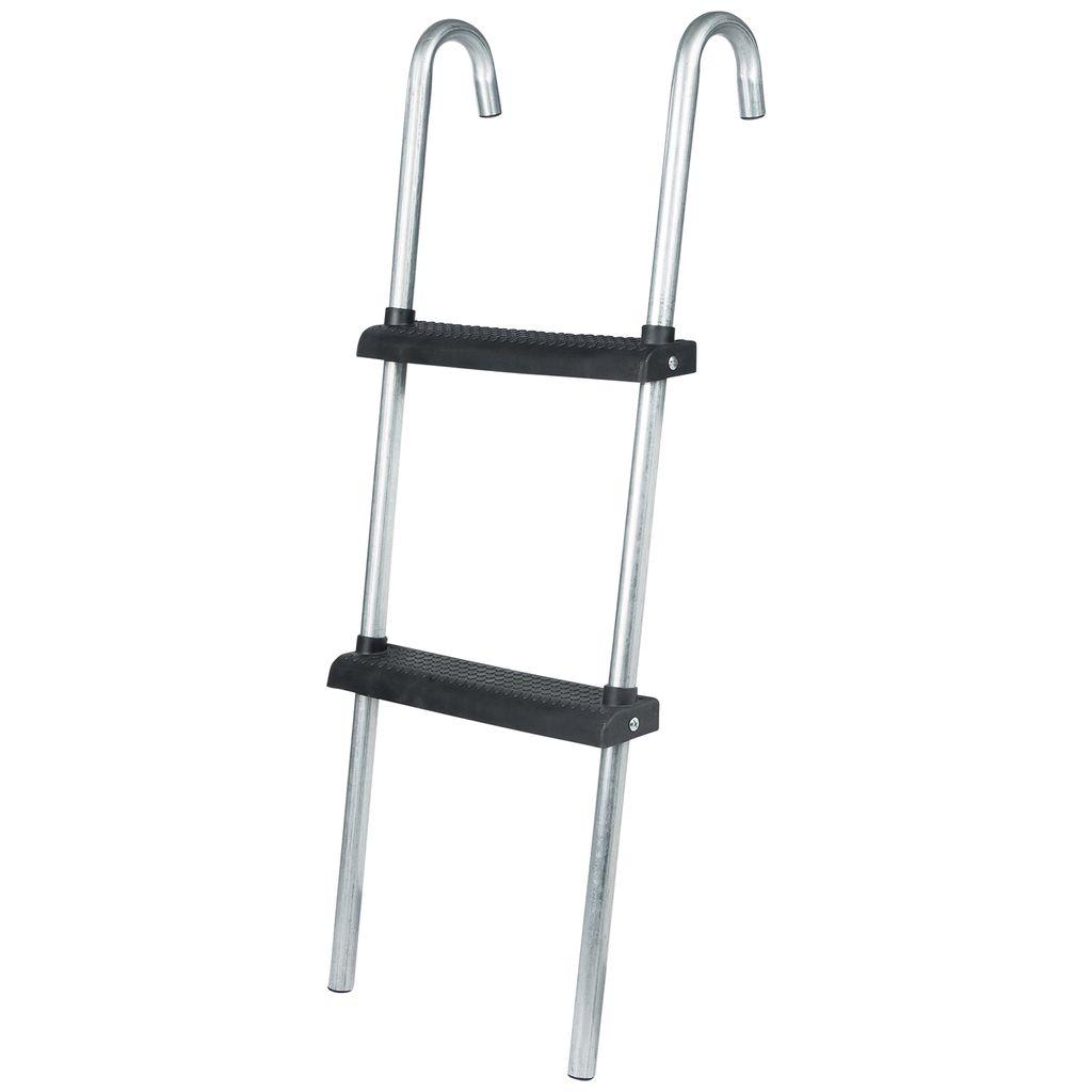 95 cm H/öhe Trampolin.one Leiter f/ür Trampoline bis ca