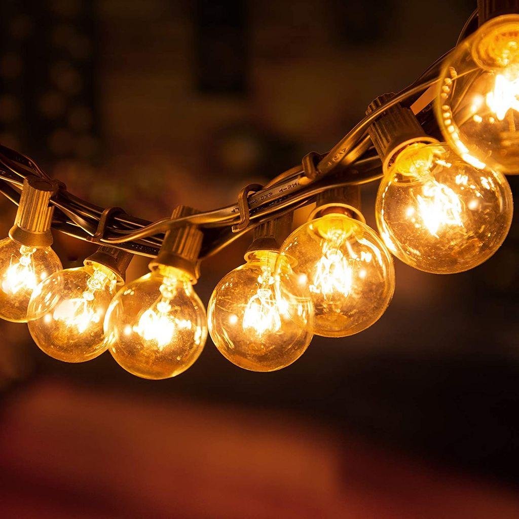 LED Lichterkette Außen,Lichterkette Glühbirne   Kaufland.de