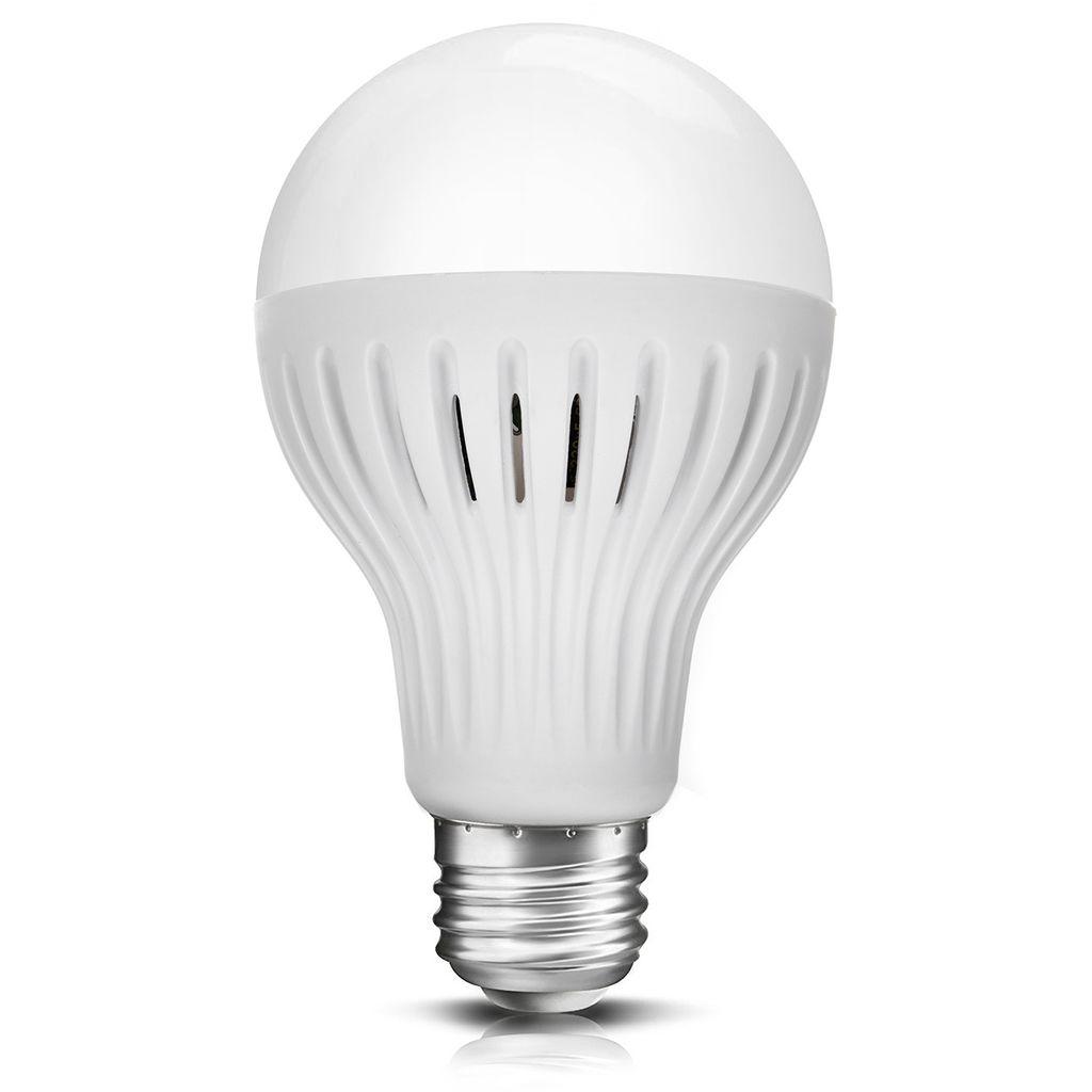 LED Lampe Birne mit Bewegungsmelder E9 9 W warmweiß