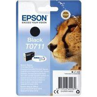 Epson DURABrite Ultra T0711 Tintenpatrone - Schwarz - Tintenstrahl - 240 Seiten - 1er Pack