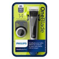 Philips QP6520/20 One Blade Pro Rasierer Trimmer Konturen Styler