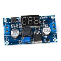 Einstellbares DC/DC-Abwärtsmodul mit Voltmeteranzeige