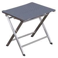 Lute Klapphocker grey