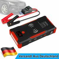 22000mAh 1000A Auto Starthilfe Jump Starter KFZ Power Bank Ladegerät Booster 12V