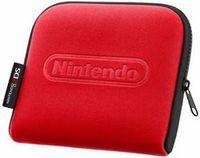Nintendo-Tasche - Schwarz/Rot 2DS