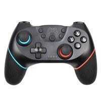 Wireless Controller für Nintendo Switch, Bluetooth Wireless Pro Controller für Nintendo Switch, Switch Controller Switch Remote Controller Gamepad mit einstellbarem  Dual Shock Gyro Achse