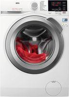 AEG L6FBA668 Waschmaschine / 8,0 kg/Leise/Mengenautomatik/Nachlegefunktion/Kindersicherung/Wasserstopp / 1600 U/min