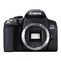 Canon EOS 850D Gehäuse, Farbe:Schwarz