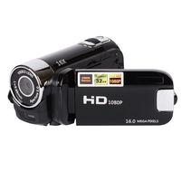 DV Camcorder Videokamera Digital Camcorder Premium 2.7 TFT-LCD 16X Zoom 16MP Hochzeitsaufzeichnung DVR Gesichtserkennung Anti Shaking