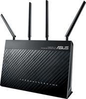 ASUS DSL-AC87VG Dualband Wireless-AC2400 VDSL / ADSL VoIP-Modem-Router [802.11ac, bis zu 2334 Mbit/s]