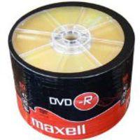 maxell DVD-R 120 Minuten 4.7 GB 16x 50er Shrink