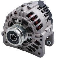 Lichtmaschine Generator 120A für Audi A4 B5 8D2 8D5 Skoda Superb I VW Passat B5 1.9 TDI 028903029E