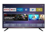 Smart Tech 4K Ultra HD LED TV 109cm (43 Zoll), SMT43F30UV2M1B1, Smart TV, HDR10+