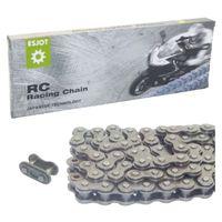 Kette 420, 1/2 x 1/4, 8,51 mm Rollendurchmesser, 122 Glieder, Moped, Mokick, Esjot
