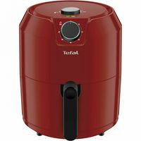 TEFAL EY 2015 Easy Fry Classic Heißluft-Fritteuse rot, Farbe:Rot