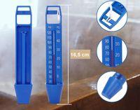 GKA Pool Thermometer mit Schöpfbecher Schwimmbadthermometer Swimmingpool Temperatur
